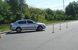 Уроки вождения автомобиля для женщин