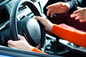 Индивидуальное обучение вождению